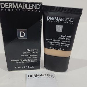 ⭐DERMABLEND NATURAL Smooth Liquid Camo Foundation
